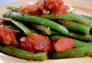 Buffalo Green Beans