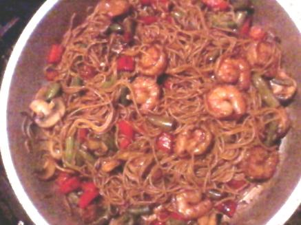 Asian Noodles 2